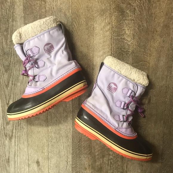 Sorel Women's 7 Waterproof Lined Winter Boots
